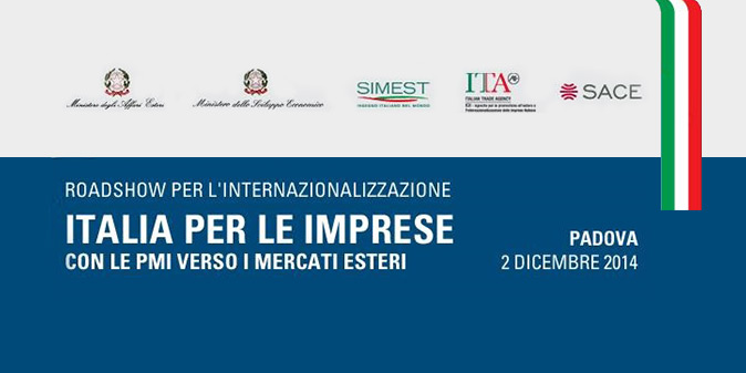 Italia per le Imprese – Report della tappa padovana