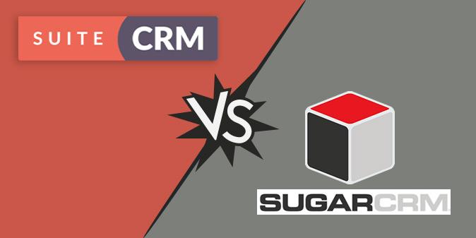 SuiteCRM o SugarCRM?