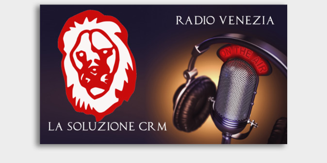 Lion Solution a Radio Venezia