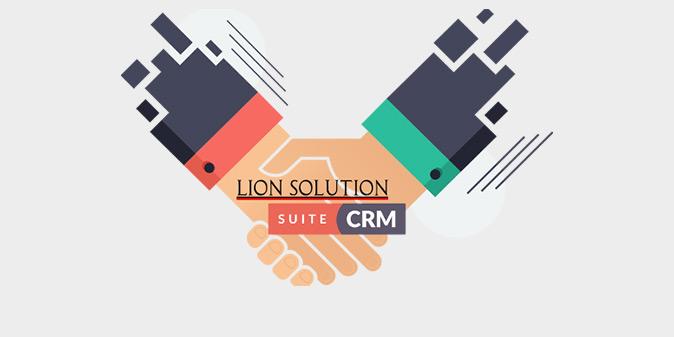 Lion Solution partner ufficiale di SuiteCRM!