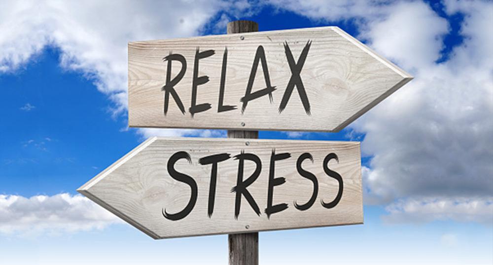 stress vs. relax con SuiteCRM