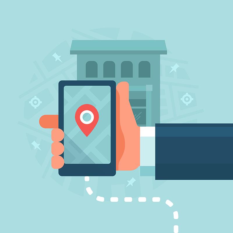 Geolocalizzazione e Marketing con smartphone