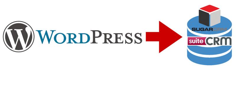 WordPress - Suite CRM