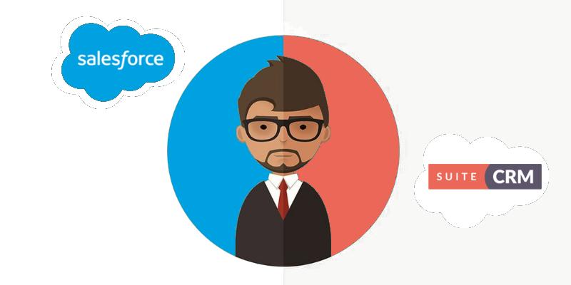 Dubbio tra Salesforce e SutieCRM