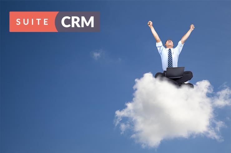 SuiteCRM in Cloud - CRM in Cloud