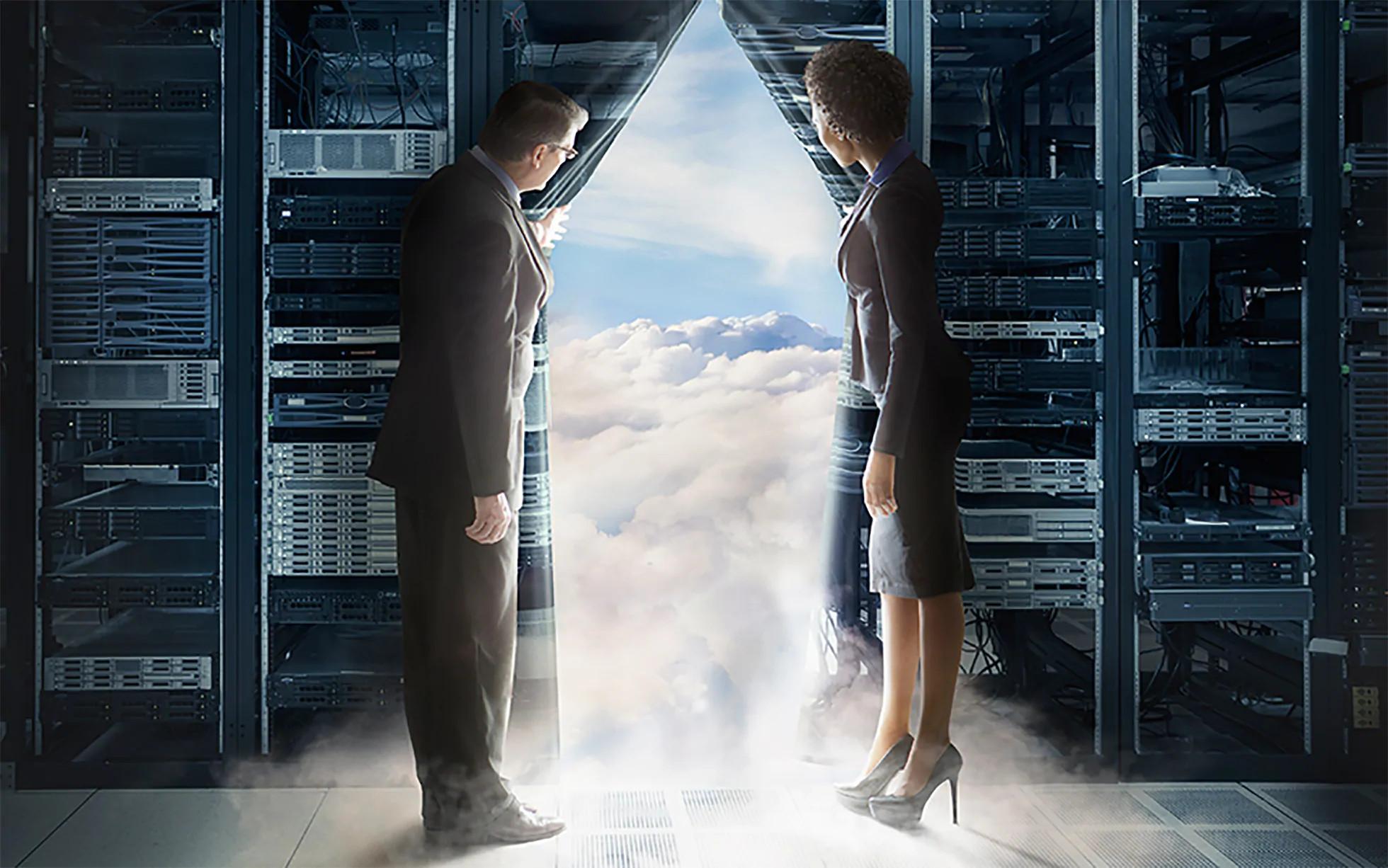 CRM in Cloud