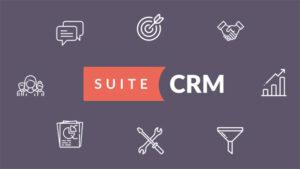 SuiteCRM caratteristiche