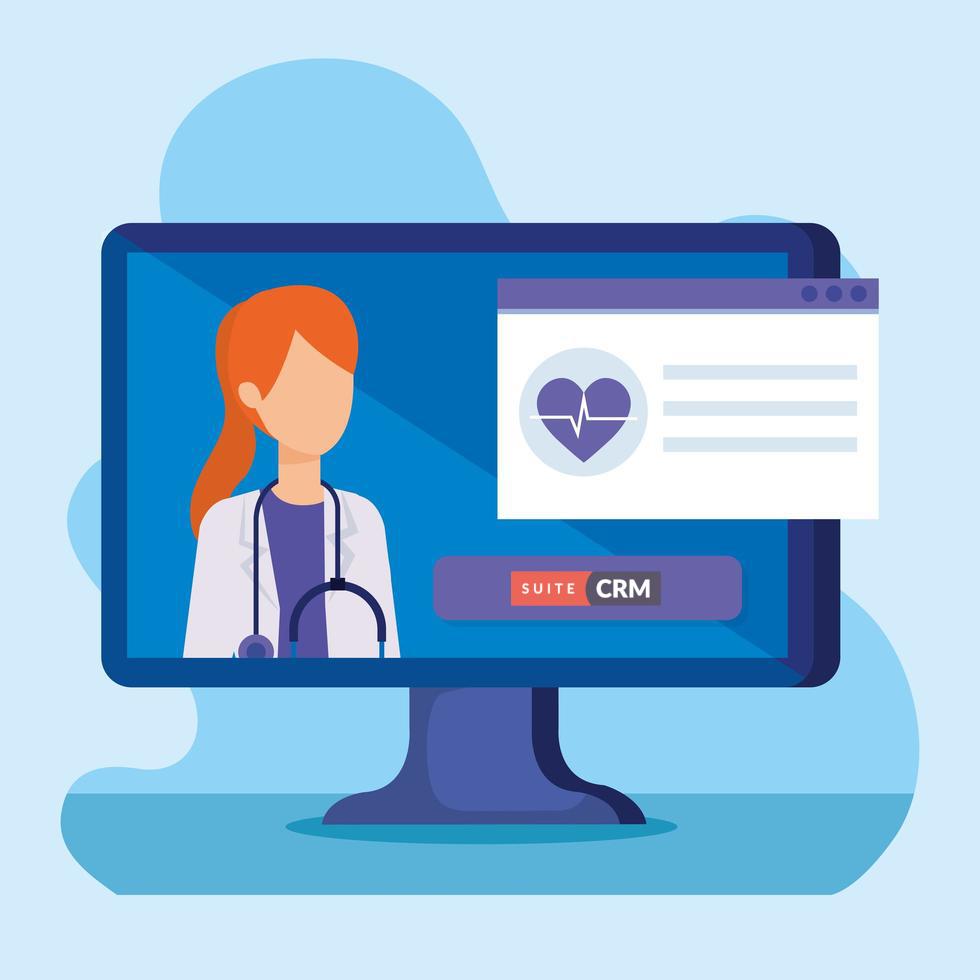 CRM settore medico