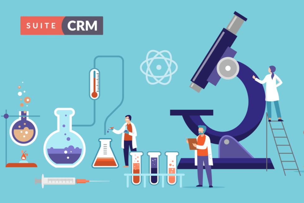 Laboratorio Veterinario con SuiteCRM